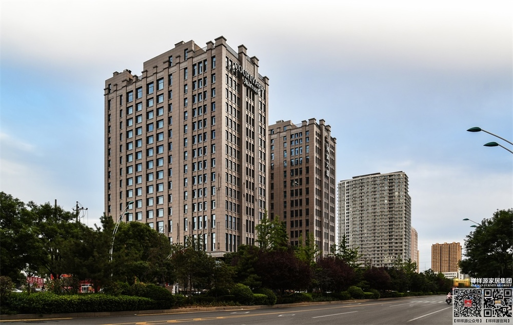 COURTYARD HOTEL TAIYUAN (TAIYUAN,SHANXI)