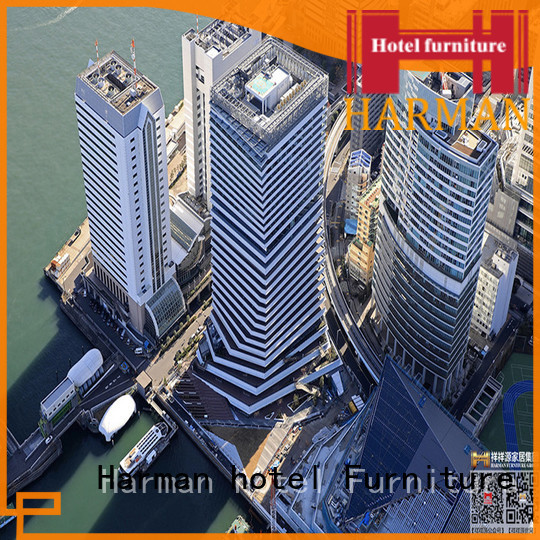 Harman resort furniture directly sale for apartment