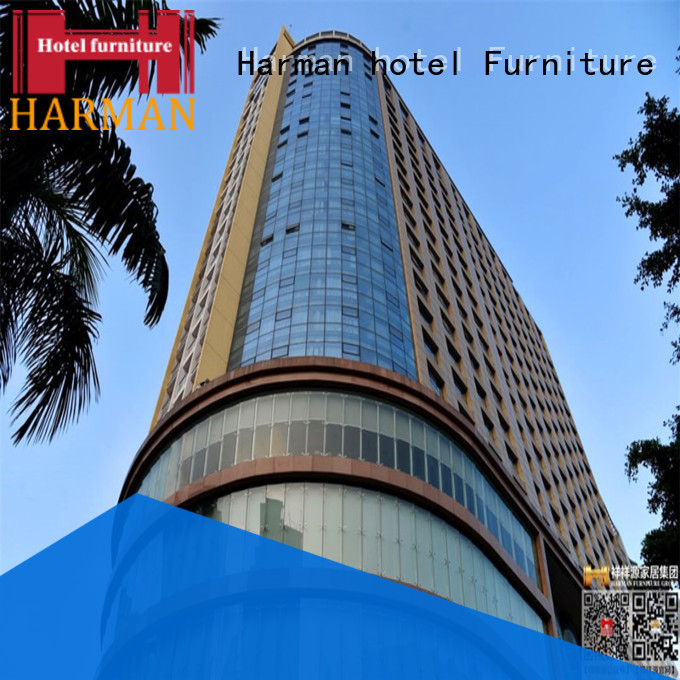 Harman customized apartment furniture factory direct supply comercial use