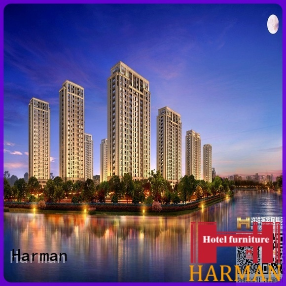 Harman top quality apartment furniture directly sale for decoration