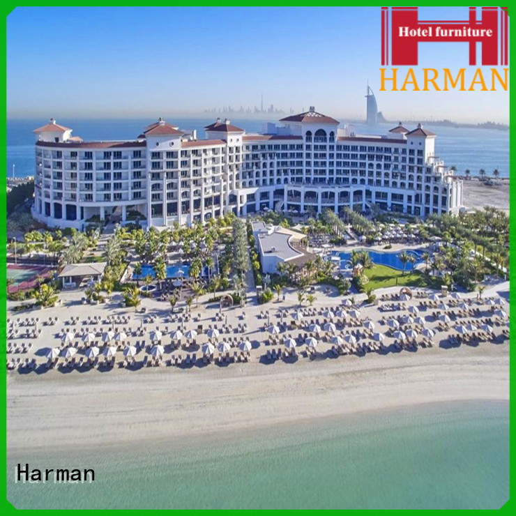 Harman best price custom made hotel furniture directly sale for hotel
