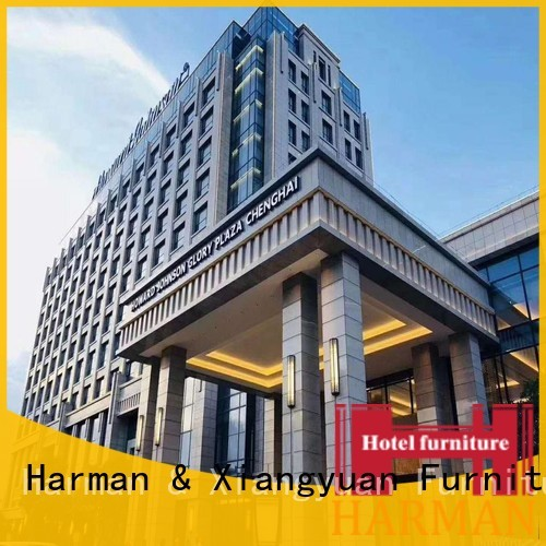 Harman hotel furniture china supply for 5 star hotel