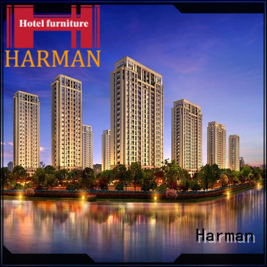 Harman worldwide hotel furniture supply best manufacturer for decoration