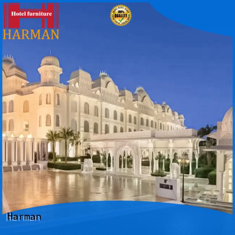 Harman worldwide villa furniture best supplier for comercial