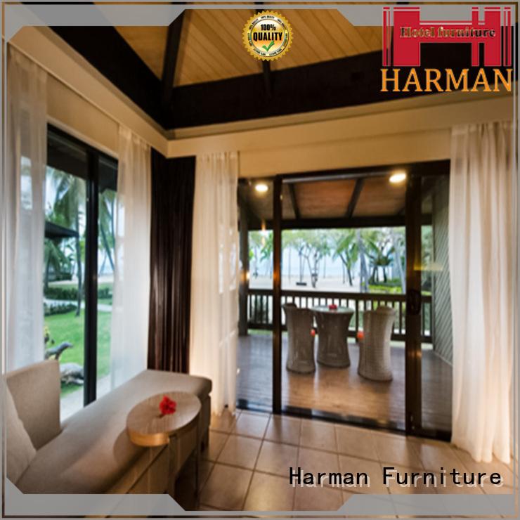 hotel lobby furniture comercial use Harman