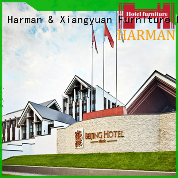 Harman hotel furniture supply series comercial use