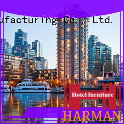 Harman practical hotel furniture for sell suppliers for hotel