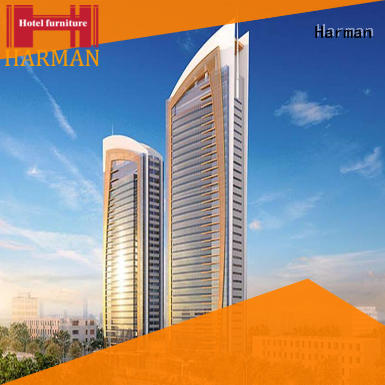 Harman top quality hotel lounge furniture best supplier for villa