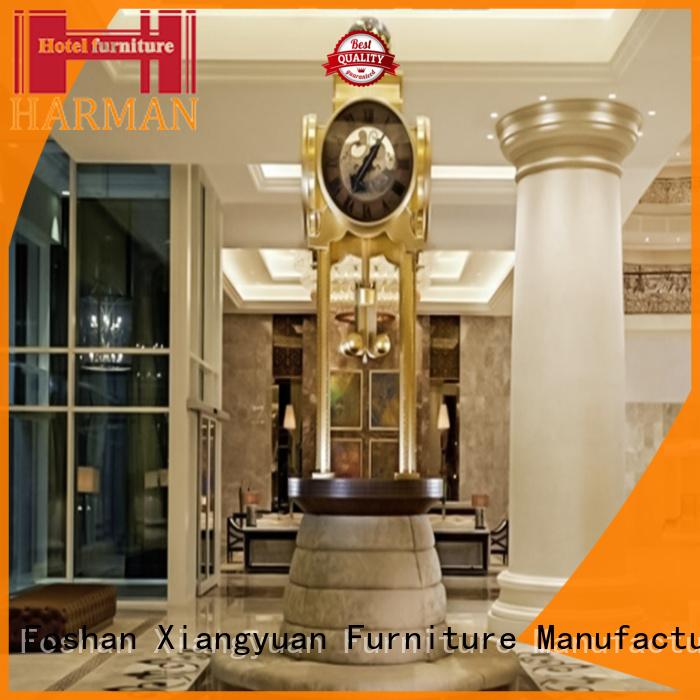 Harman wooden furniture best manufacturer for hotel