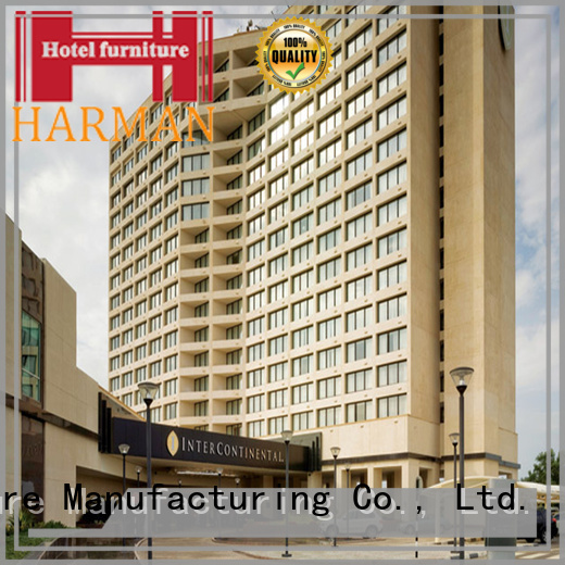 Harman cool apartment furniture series for resort