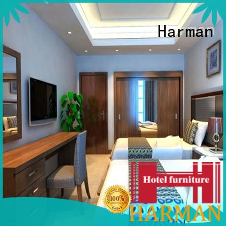 Harman wholesale hotel furniture custom bulk production