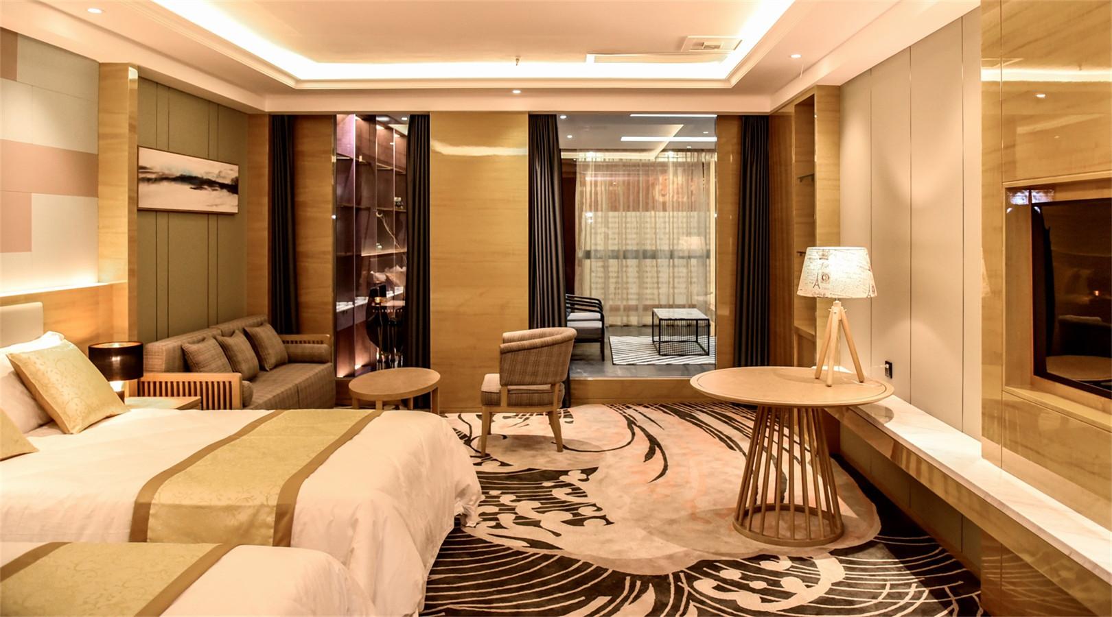 InterContinental Hotel (Fuzhou) 805