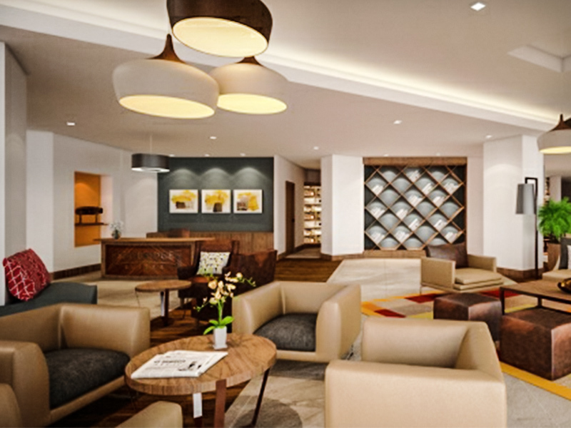 Andalus Hotel In Dubai