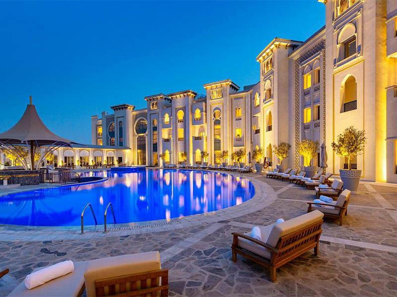 EZDAN PALACE HOTEL (QATAR)