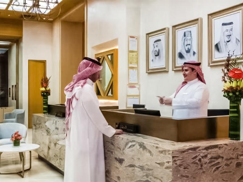 FAISALIAH  HOTEL (Riyadh, Saudi Arabia)