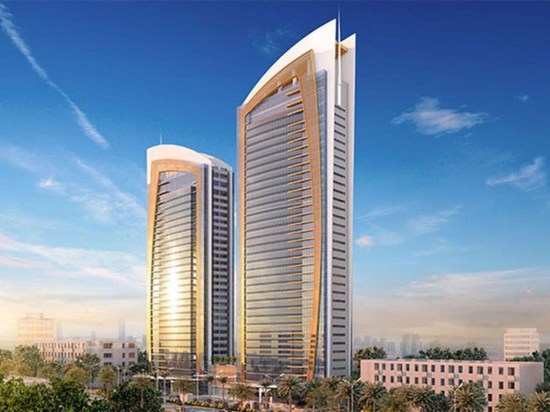 PARAMOUNT HOTEL (Riyadh S.K.A)