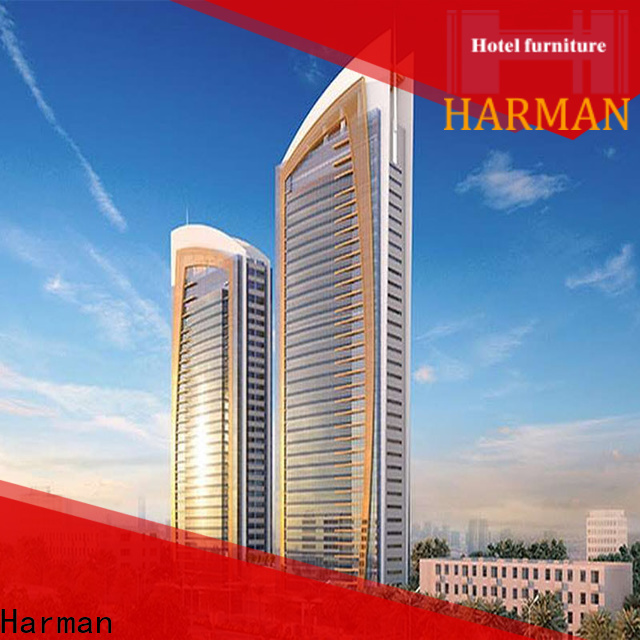 Harman factory price hotel style furniture manufacturer for comercial
