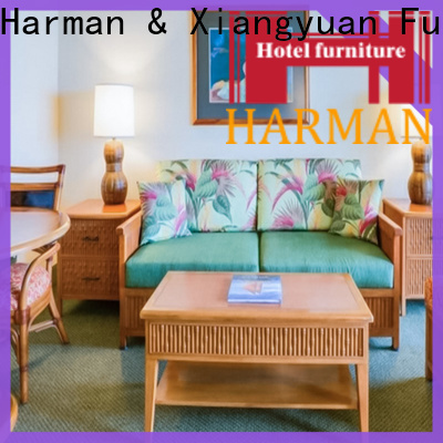 Harman hotel bedroom furniture china series for comercial