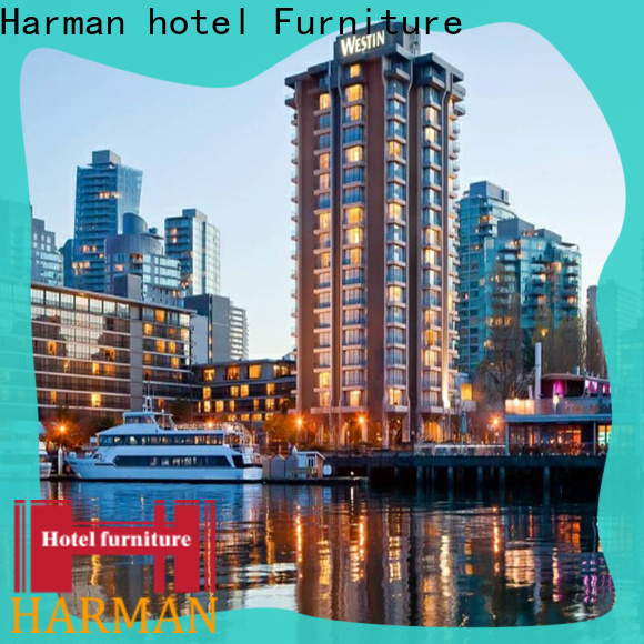 Harman reliable luxury hotel furniture best supplier for decoration