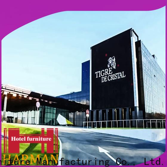 Harman hotel furniture design wholesale for villa