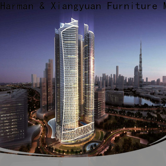 Harman modern furniture manufacturer series for apartment