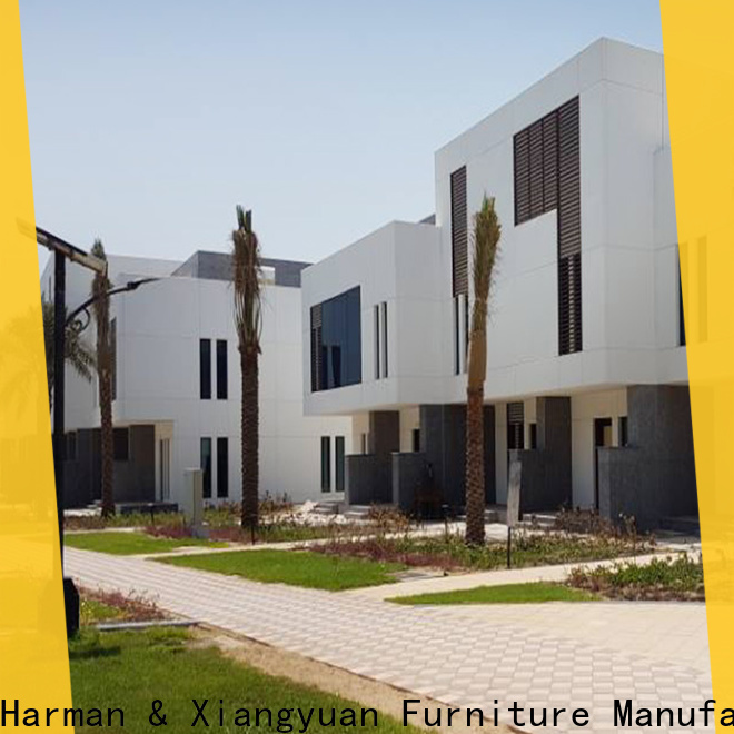 Harman contract furniture manufacturer design for 5 star hotel