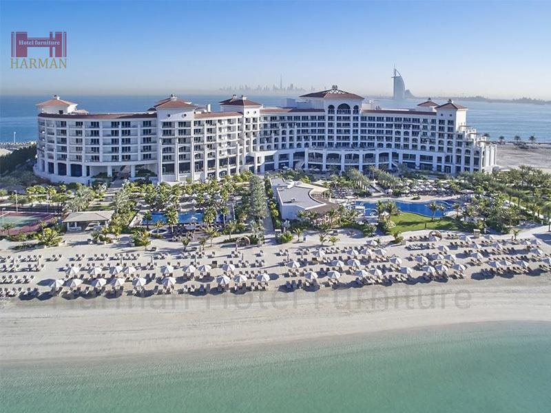 Waldorf Astoria Hotel Palm Jumeirah Dubai UAE