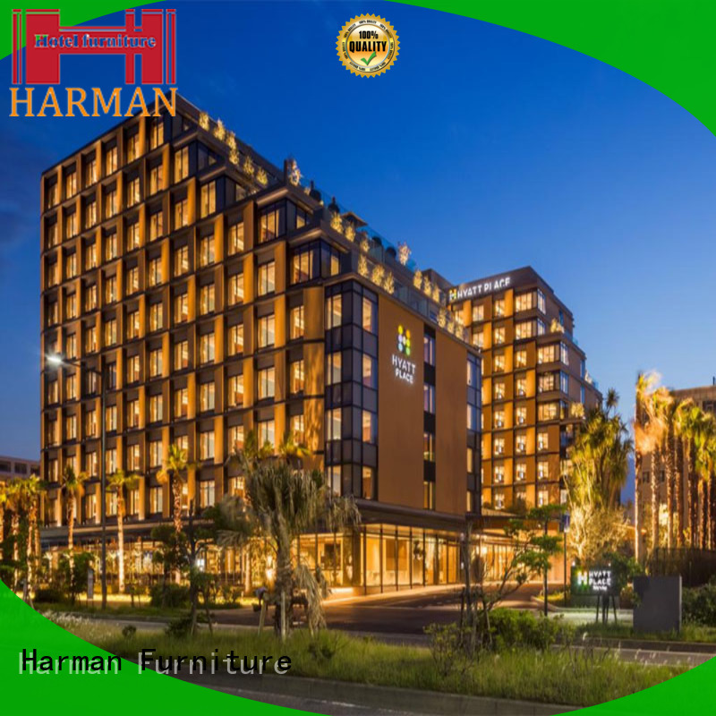 Harman custom hotel furniture factory for comercial