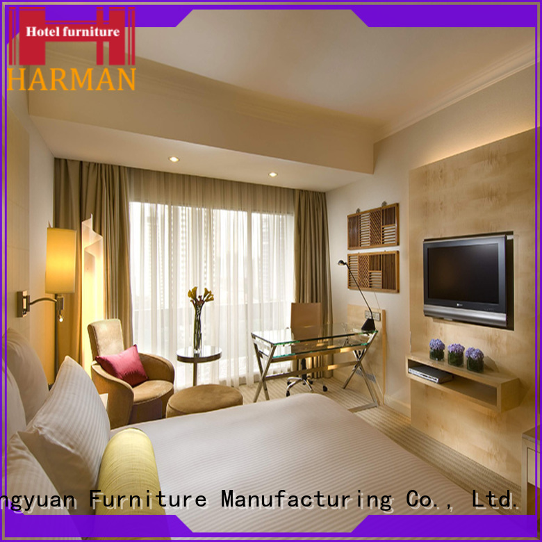 Harman reliable hotel furniture supply best manufacturer comercial use
