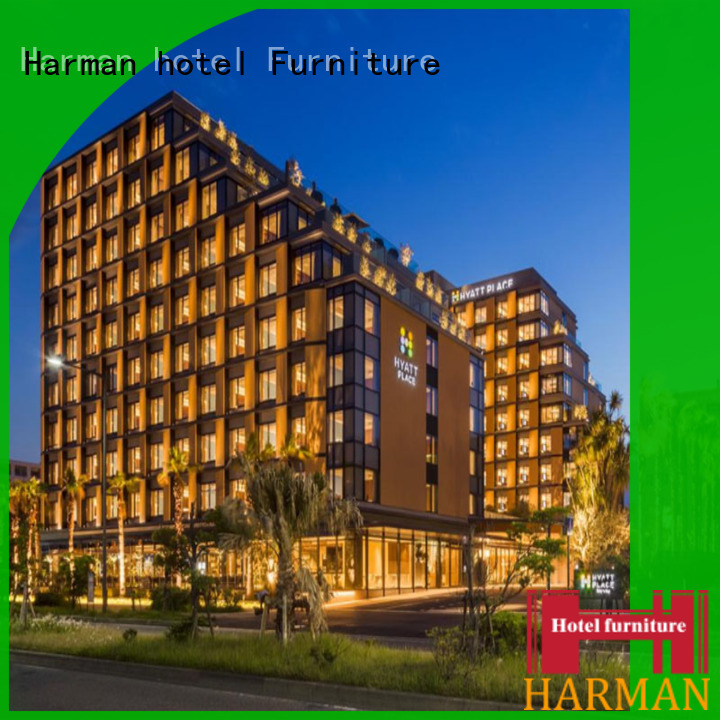 Harman hotel style furniture suppliers for 5 star hotel