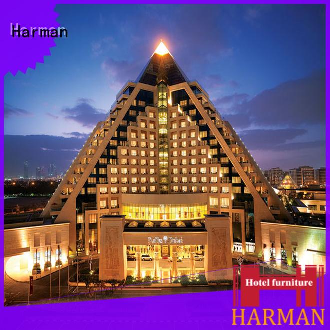 Harman modern furniture design supplier for hotel