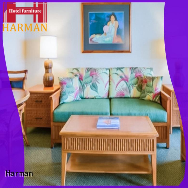 Harman practical modern hotel furniture sale directly sale for villa