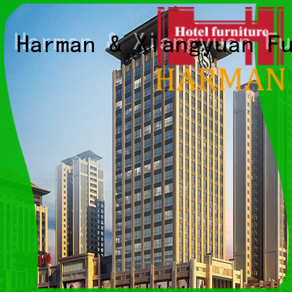 Harman new modern hotel furniture series for hotel