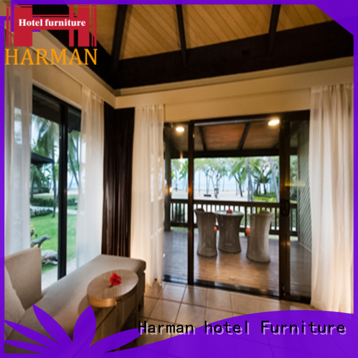 Harman practical hotel grade furniture factory for 5 star hotel