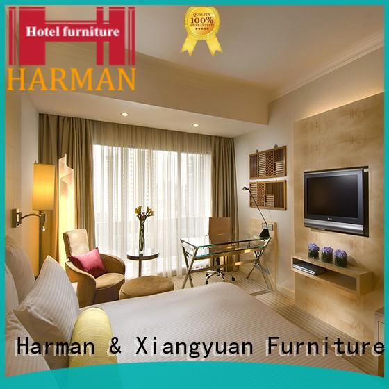 Harman hotel furniture online factory direct supply bulk production