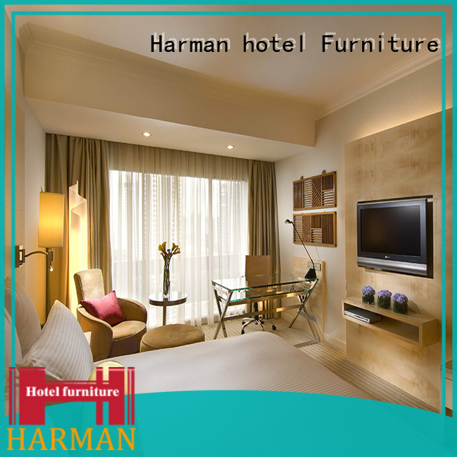 Harman top hotel furniture from China for apartment