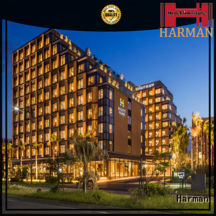 hotel luxury furniture bulk production Harman
