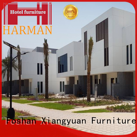 Harman best value modern hotel room furniture for comercial