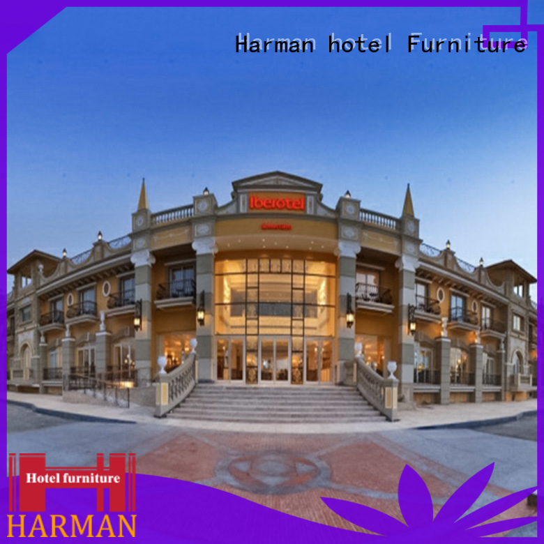 Harman hot-sale contemporary hotel furniture factory comercial use