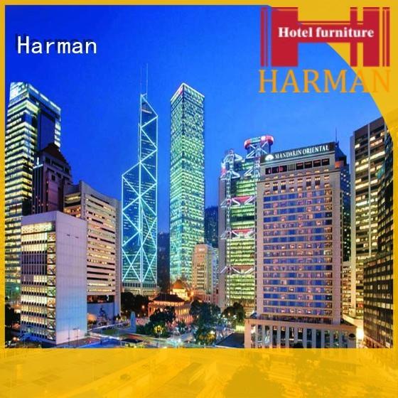Harman hotel quality furniture best manufacturer for resort
