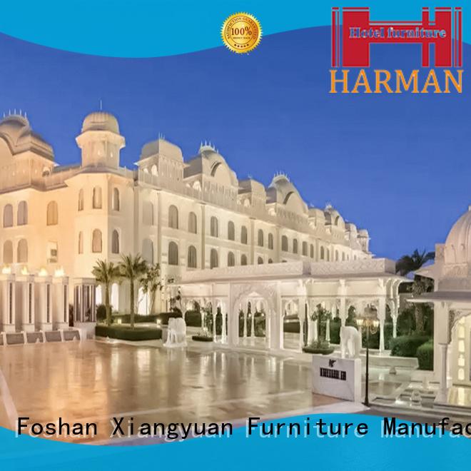custom hotel furniture custom bulk production Harman