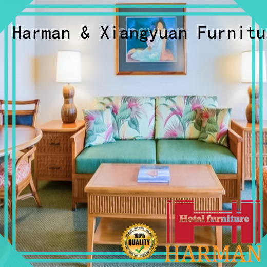 Harman hot-sale apartment furniture sets suppliers for hotel