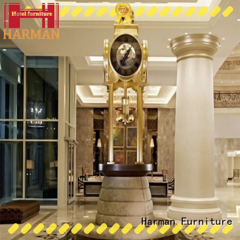 Harman best apartment furniture factory for resort