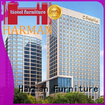 Harman factory price hotel furniture for sale custom bulk production