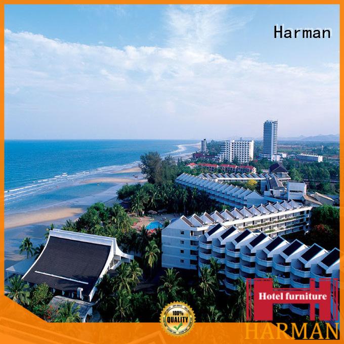 Harman fixed furniture manufacturer for villa