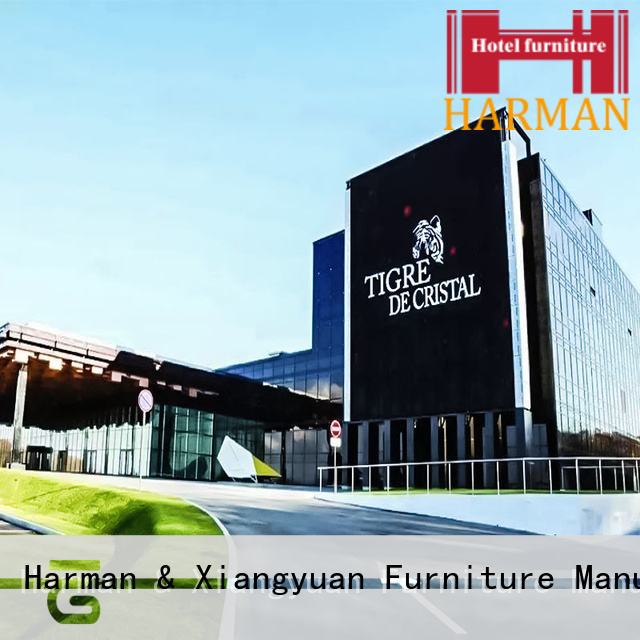 Harman hotel furniture for sell manufacturer for 5 star hotel