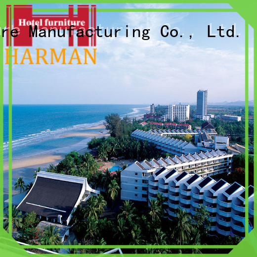 Harman hotel apartment matching furniture manufacturer for decoration
