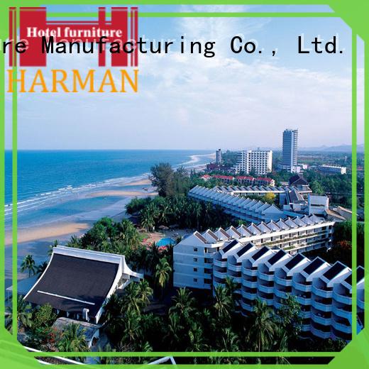 Harman hotel apartment matching furniture manufacturer for decoration