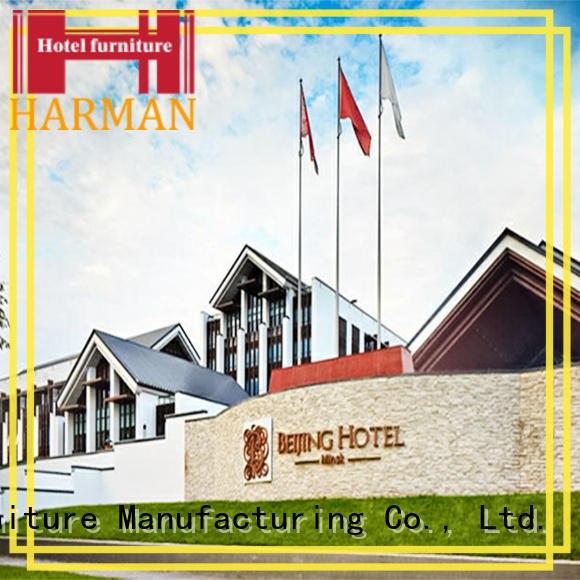 Harman hotel furniture foshan china factory direct supply for comercial