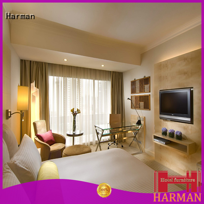 Harman hotel quality furniture best manufacturer for decoration